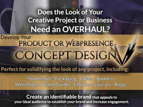 Brand Imagery: Webpresence Cohesion