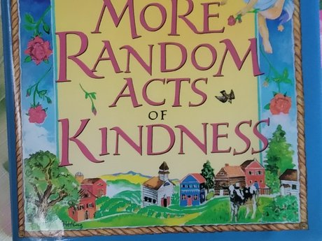 More Random Kindness Book