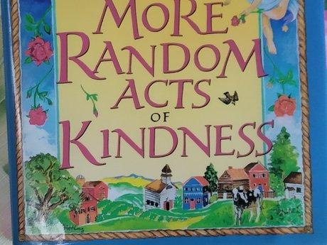 More Random Kindness Book