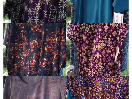 Lularoe Irma Shirts Large