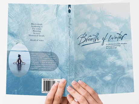 Breath of Water book of Poetry