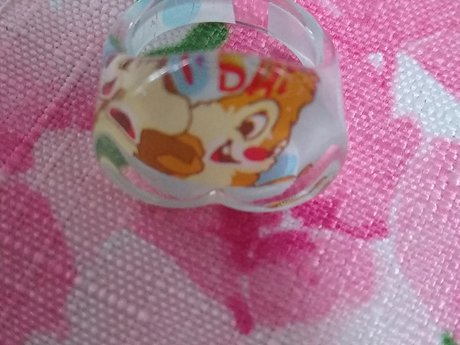 Chip & Dale Kids Ring