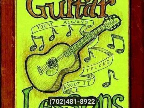 Mario's Guitar Lessons