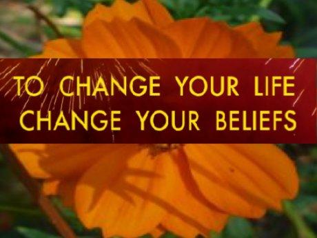 Change Your Beliefs!