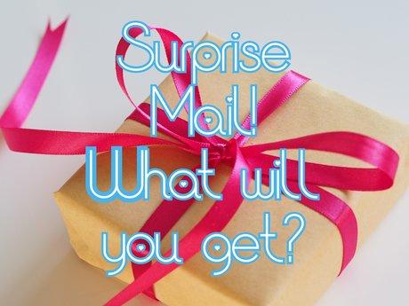 Happy Mystery Mail!