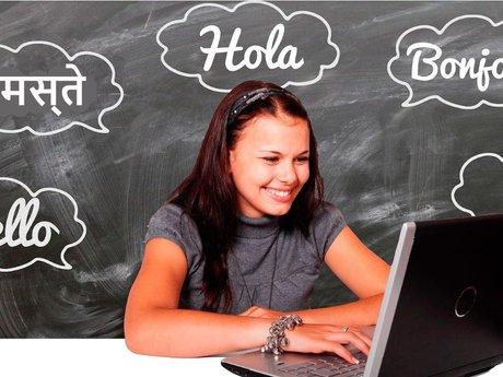 45 minute online Spanish lesson