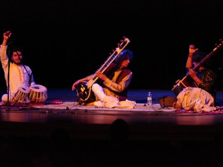 Tabla Indian drums lesson