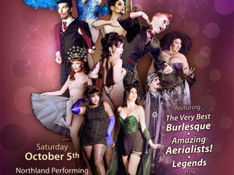 Burlesque Tickets, Columbus