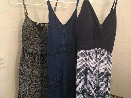 Dresses - Gently used