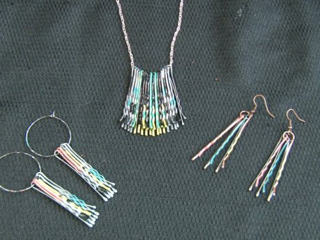 Jewelry fabrication and wire wrapp