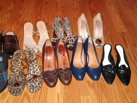 Women's Shoes - 6.5