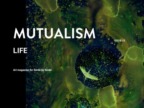 FREE Art Magazine: Mutualism #2