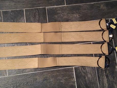 4 Medium Belts