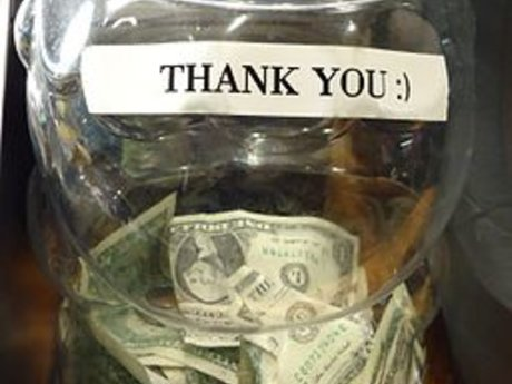 Tip Jar - Thanks so much!