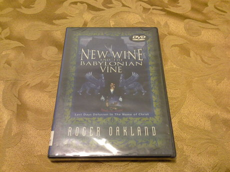 New Wine & the Babylonian Vine DVD