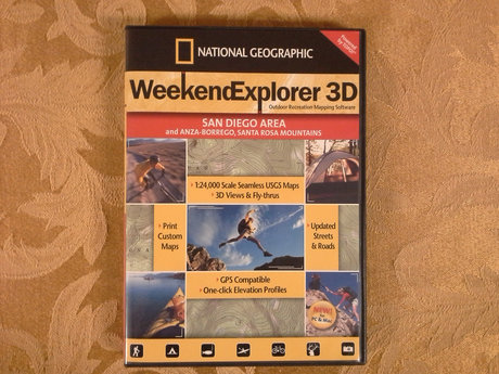 Weekend Explorer 3D San Diego Area