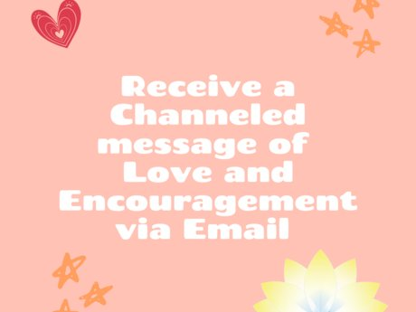 Email Uplifting Channeled Message