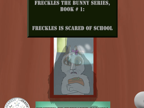 Freckles is Scared of School Epub