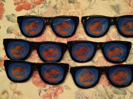 Jurrassic Park Glasses - Kids