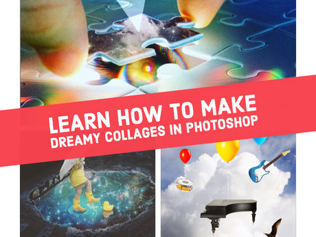 FREE Photoshop Dreamy Images Course