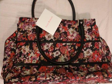 Brand new Isaac Mizarahi Travel Bag