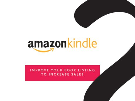 Optimize Your Amazon Book Listing