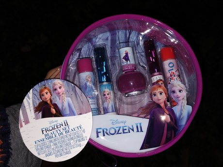 Brand New Frozen II Beauty Set
