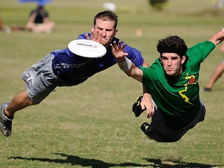 Ultimate Frisbee Lessons