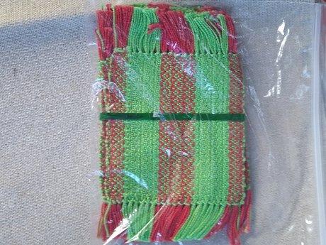 4 Coasters - Christmas