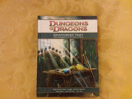Dungeons&Dragons Adventurer's Vault