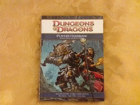 Dungeons&Dragons Player's Handbook