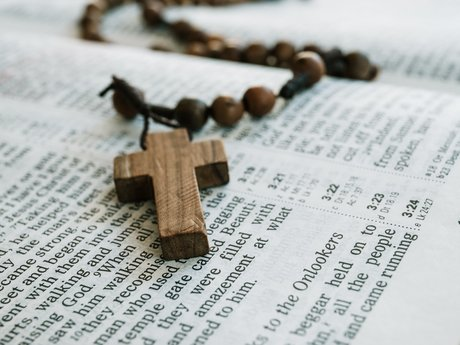 Pray the rosary for your intention