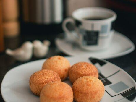 Brazilian Cheese Bread Balls Recipe