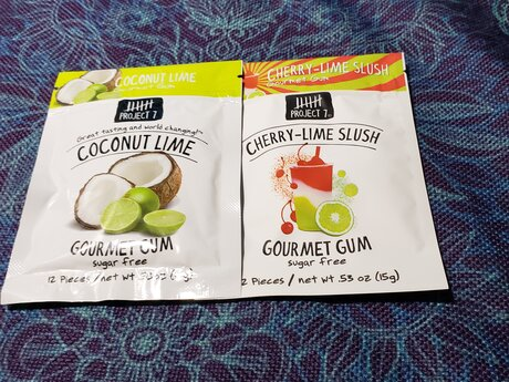gourmet gum sugar free