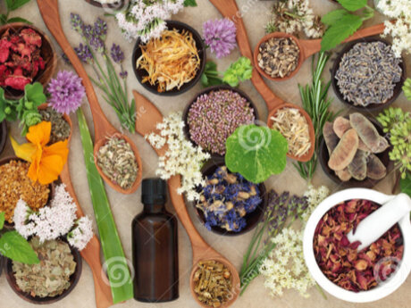 Natural Herbal therapeutic remedy