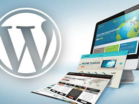 Wordpress - Single Page Site