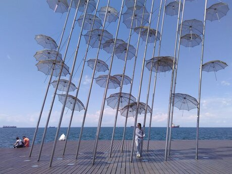 5 places in Thessaloniki