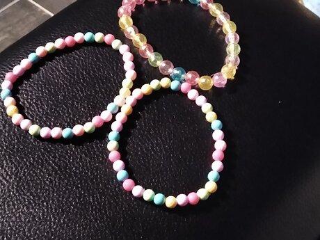 3 Bracelets - Handmade