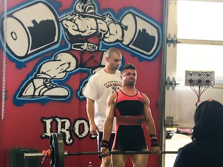Powerlifting Mentoring/Friendship