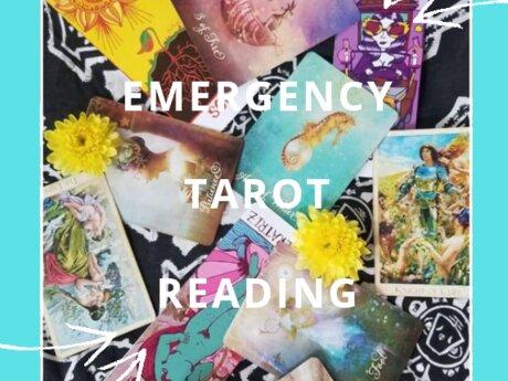 Emergency Tarot Reading