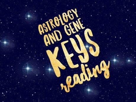 Astrology and Gene Keys Reading