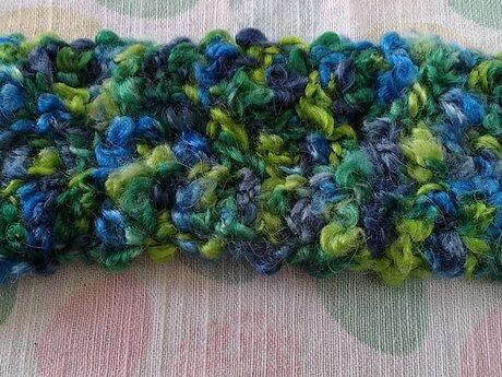 Ear Saver - Mask - Crocheted