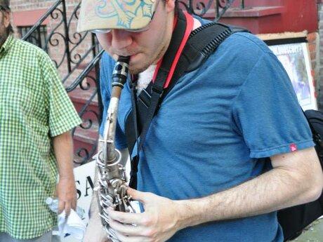 Saxophone (alto) Lesson