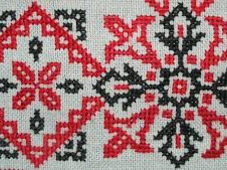 Simple cross stitch (small)