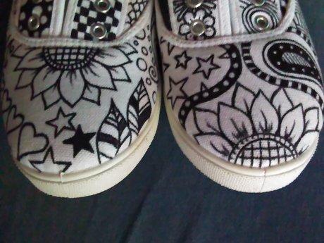 Shoez Tattooz