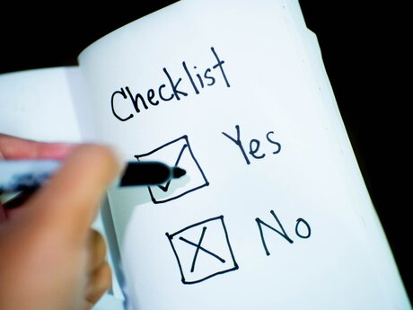 Over 25 helpful business checklists