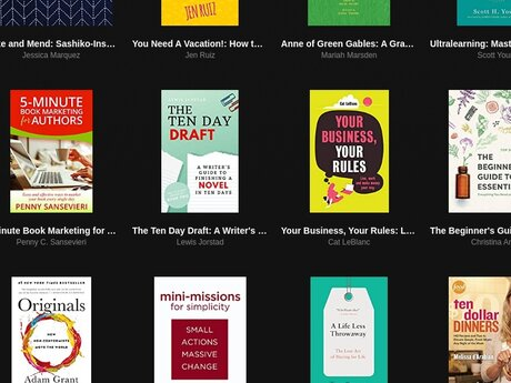 Self-Help Book Recommendations
