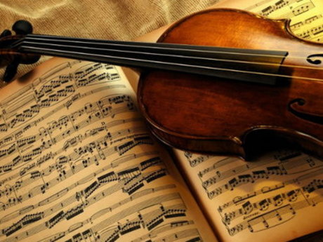 Online violin lessons!