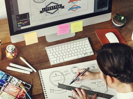 Professional Graphic Design Service