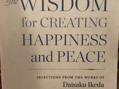 The wisdom for creating happiness